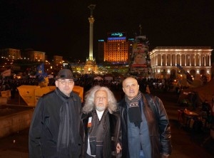 Mikhail Morgulis, Rev. Mark BAZALEV, Maidan