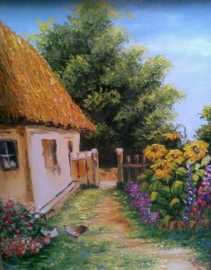 ukraine-grandma-house